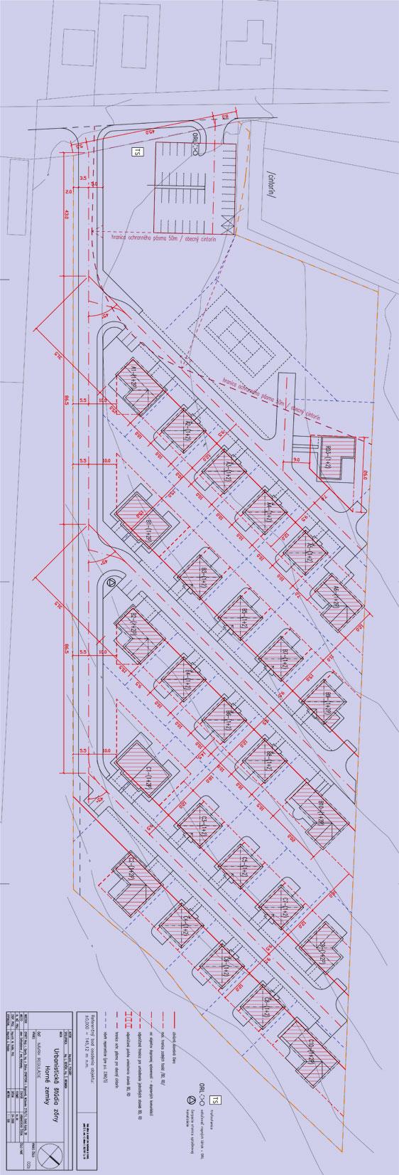 Pozerate obrazky z galerie: Or. Lesna - okolie Individuálna bytová výstavba - Svätoplukovo (okres NITRA)